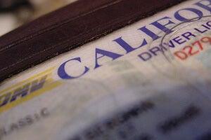 Driver's License Suspension for DUI Arrest in California