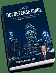 Criminal Defense for Los Angeles DUI Cases