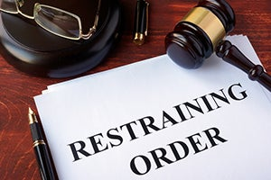 What is a Full Stay-Away and No-Contact Protective Order?