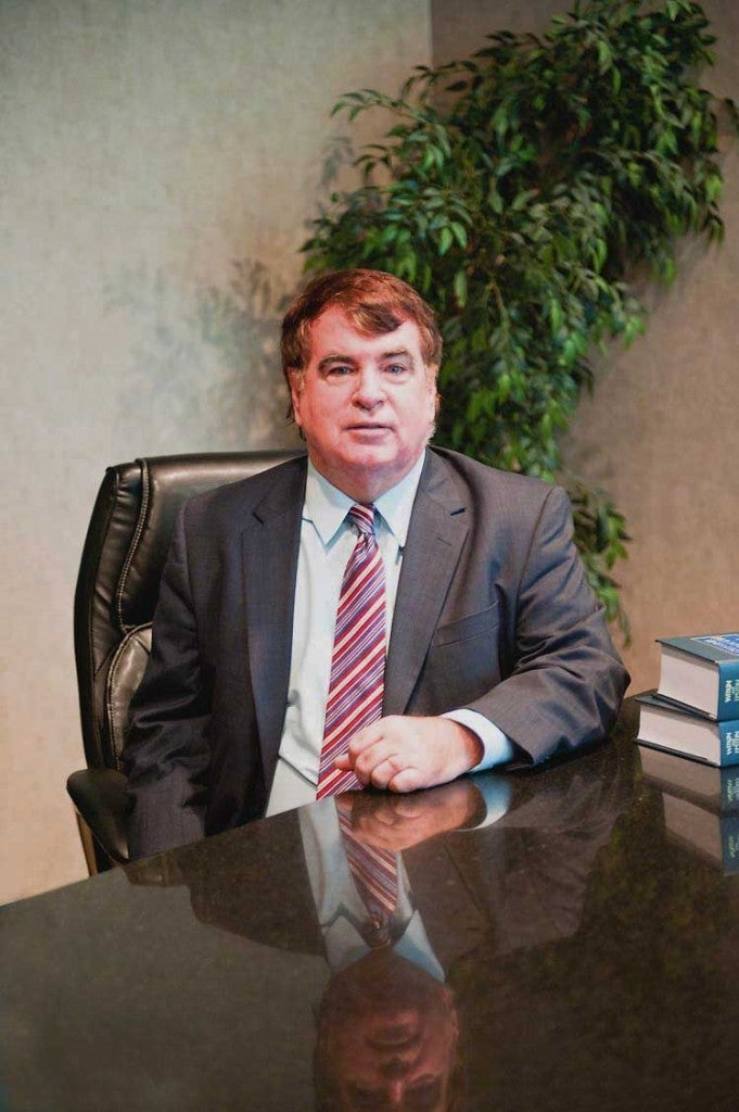 Criminal Defense Lawyer Russell Babcock