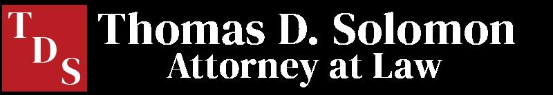 Thomas D. Solomon