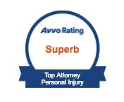 avvo rating superb badge