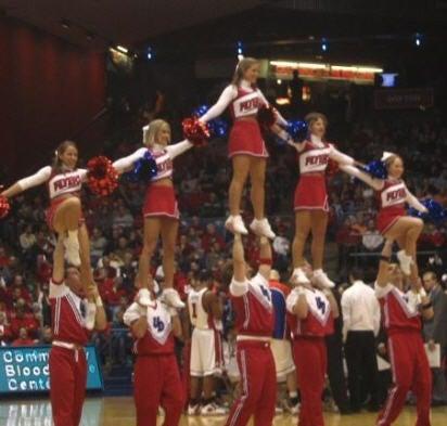 Cheerleader Squad