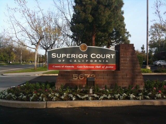 Pleasanton Superior Court