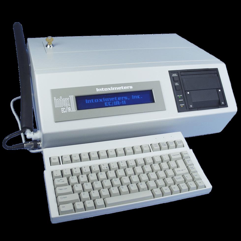 Illinois DUI breath test machine