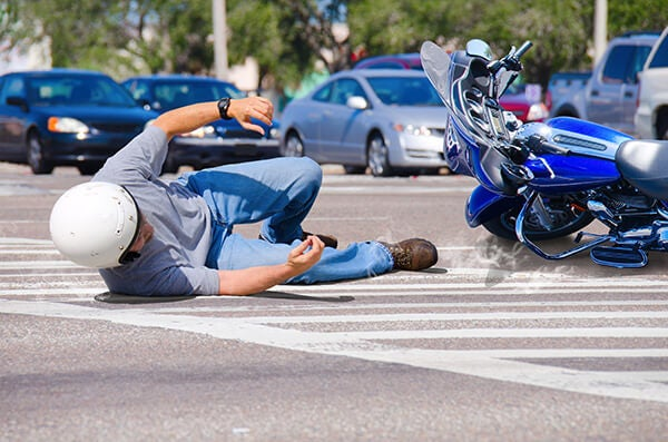 motorcycle accident lawyers serving bucks county