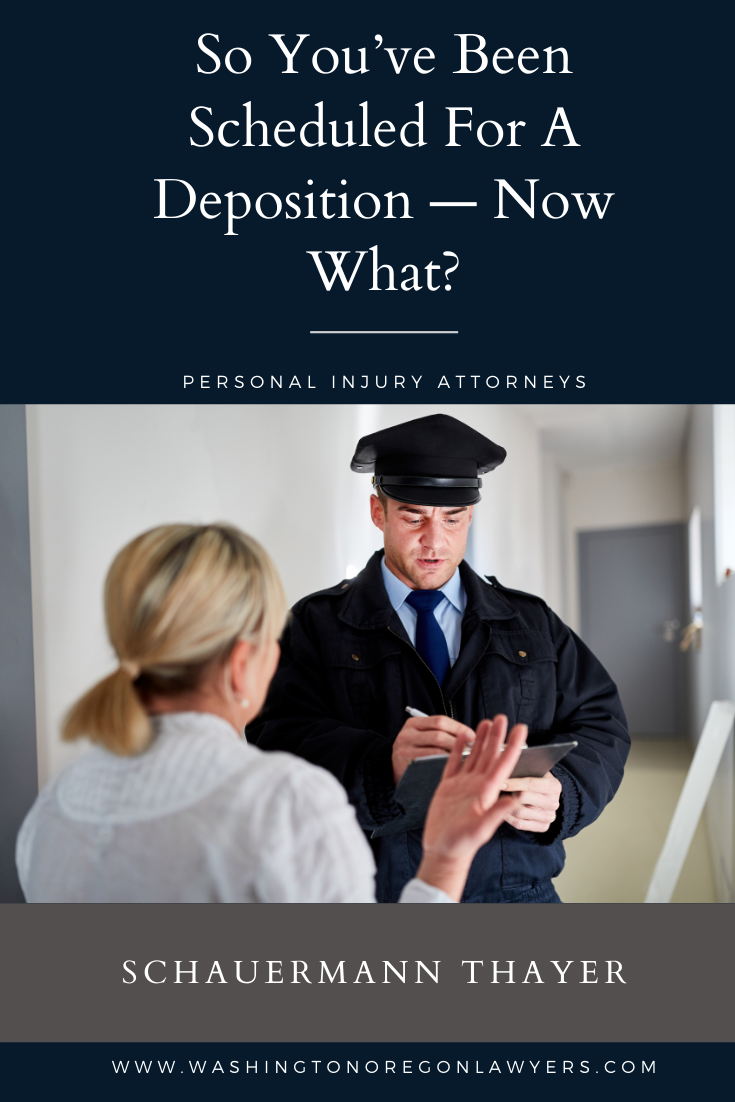 what_is_a_deposition_in_front_of_jury
