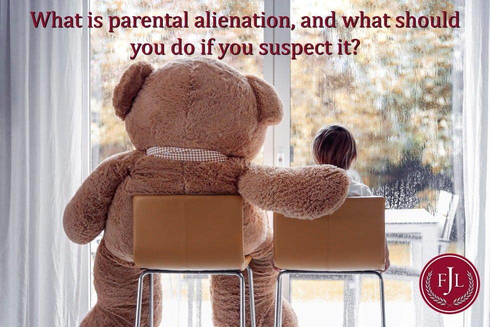 Jerkins Family Law What is parental alienation, and what should you do if you suspect it?