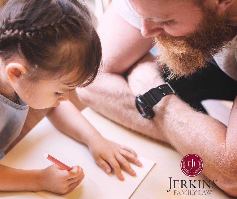 Jerkins Family Law Custody, Parenting Time
