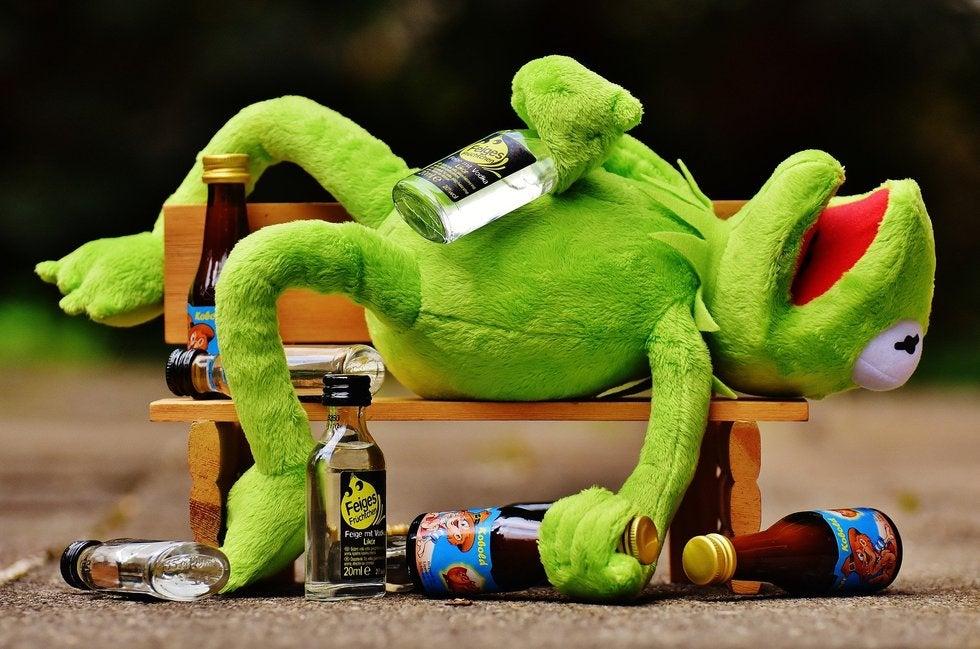 Drunk in Public - Fairfax County