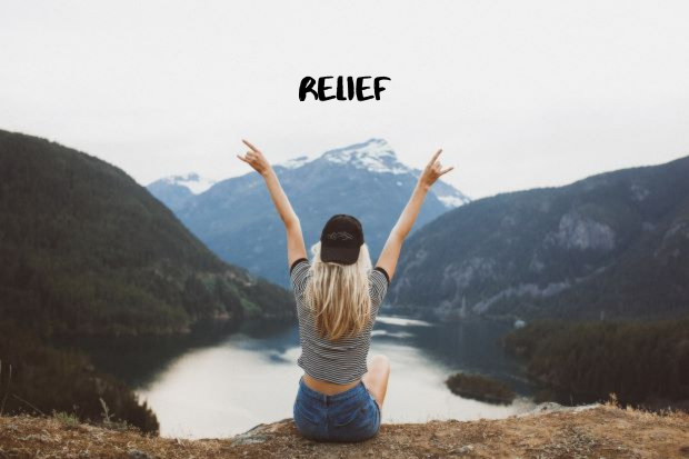 Find the relief you deserve
