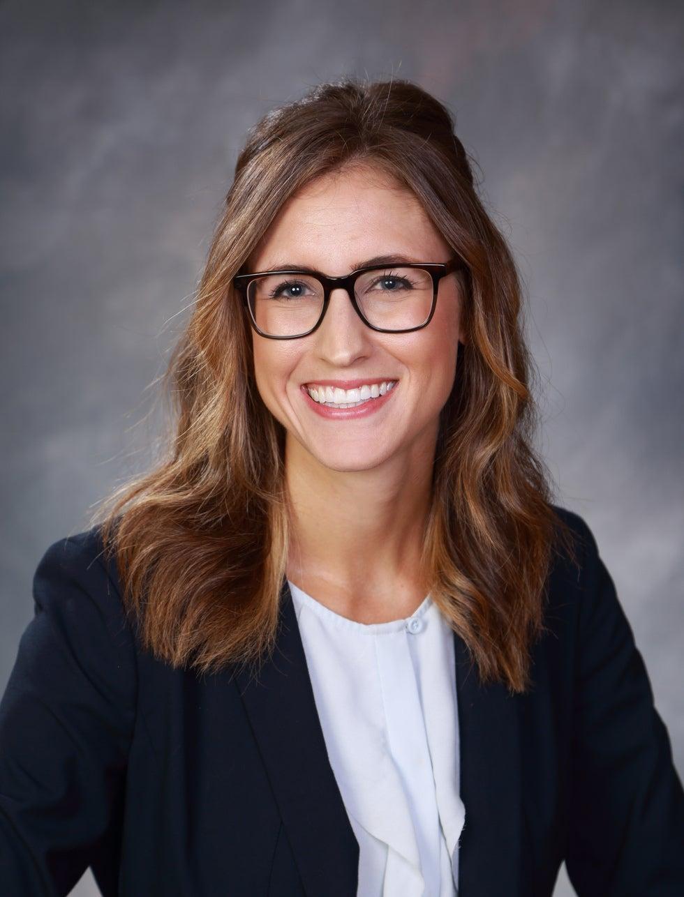 Lawyer Christi Schofield