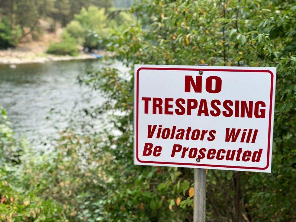 Boise Trespassing Attorneys