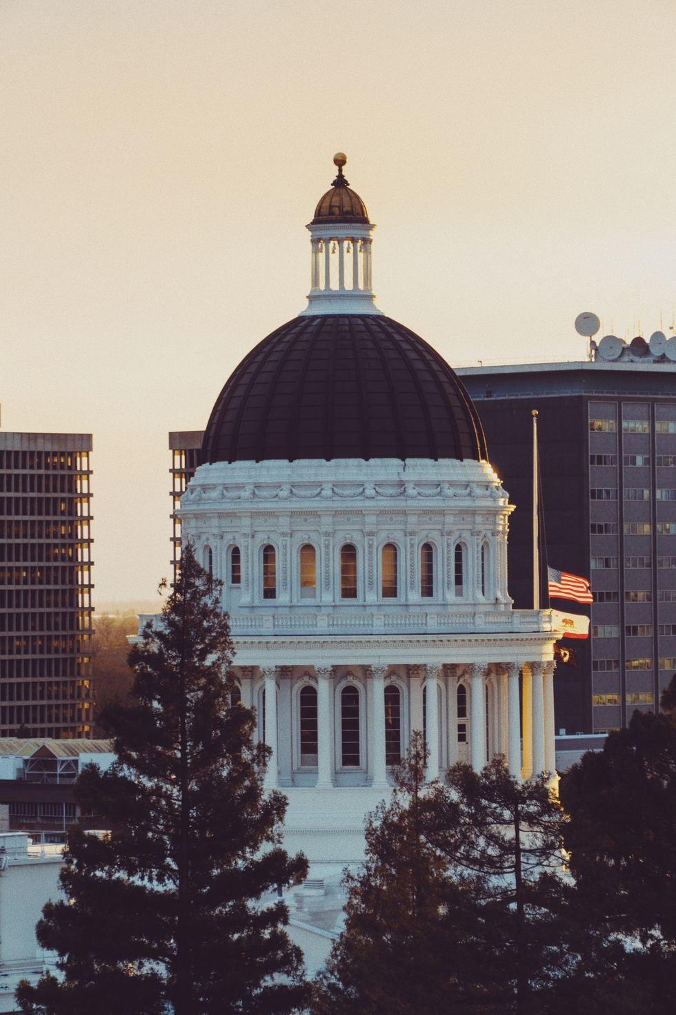 CA Capital Building
