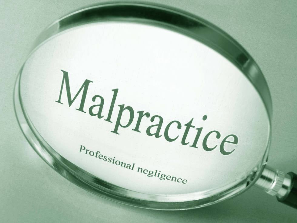 Affected by medical malpractice?