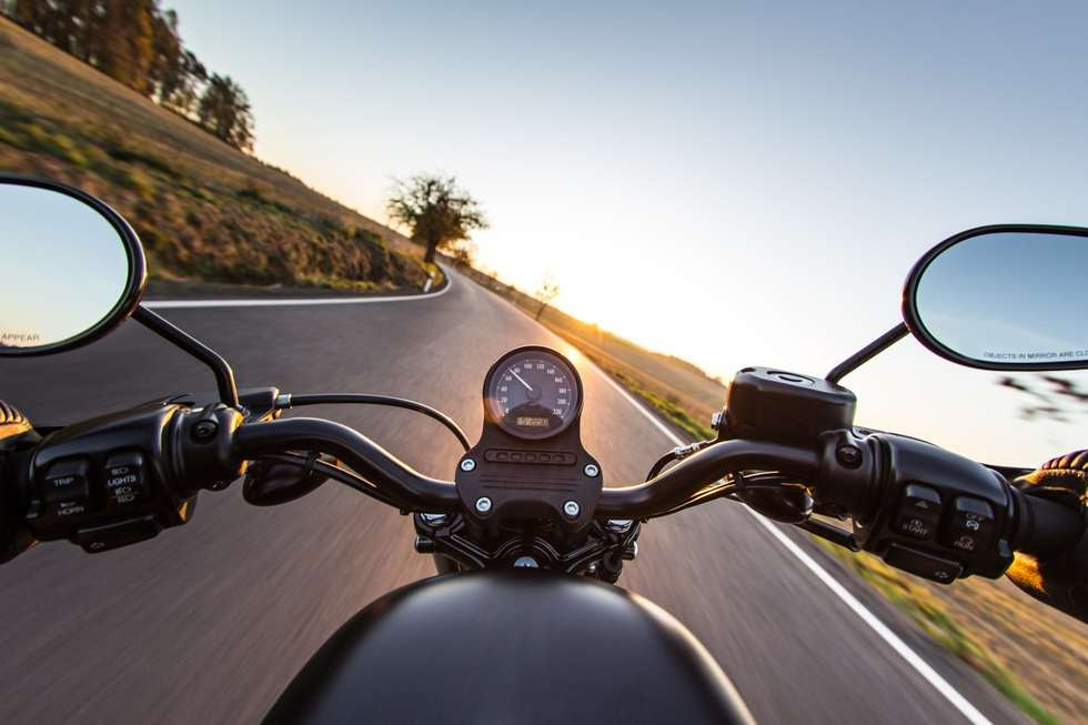 Look twice for motorcycles.