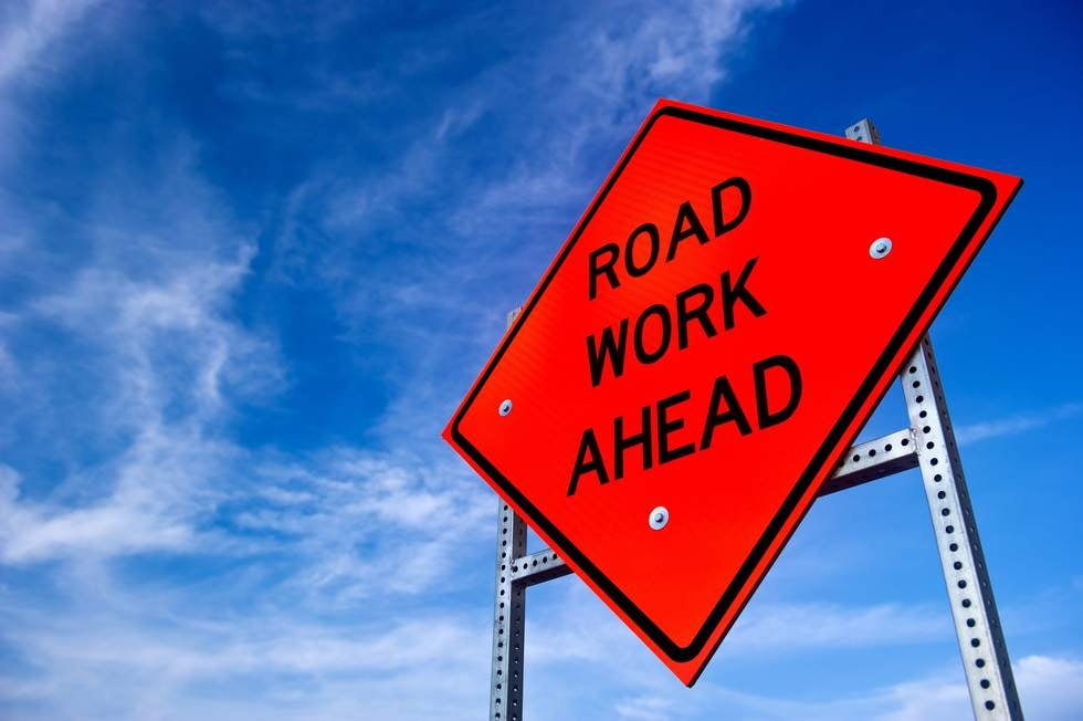 Caution: Road Construction Ahead