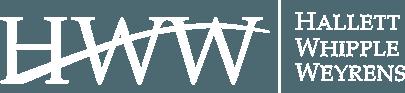 Hallett Whipple Weyrens