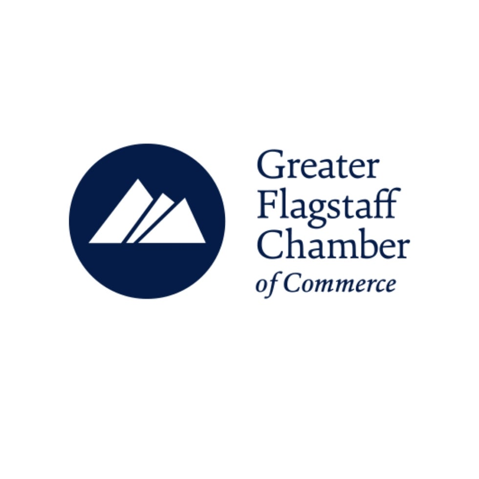 Flagstaff Arizona Chamber of Commerce Logo