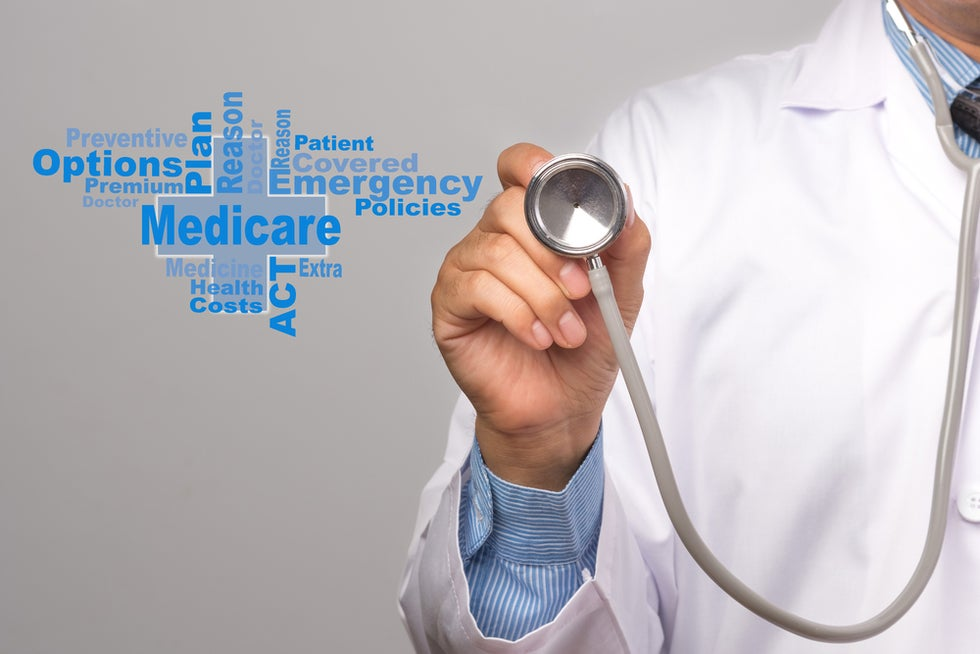 medicaid doctor with stethoscope