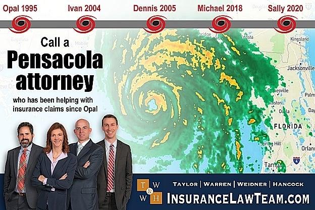 hurricane sally experienced insurance attorneys