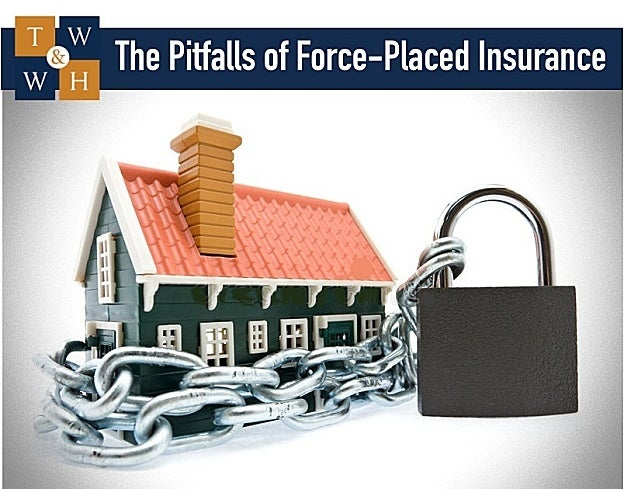 pitfalls of force-placed insurance