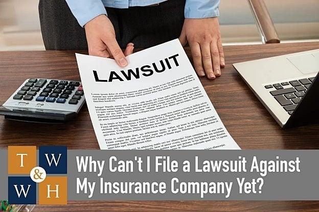 insurance company wrongfully denied claim