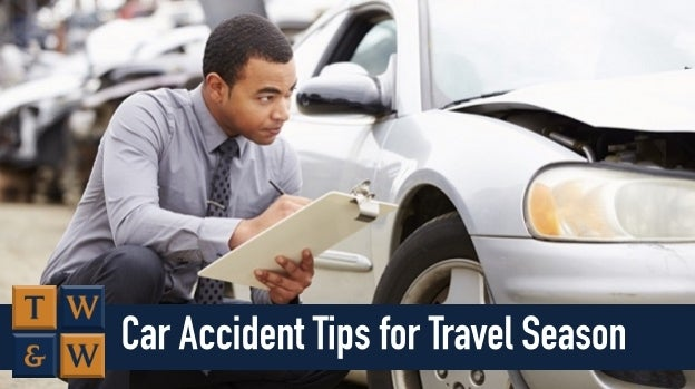 car accident tips insurance claim personal injury property damage
