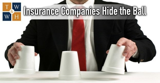 insurance companies often treat their policyholders unfairly and deny claims
