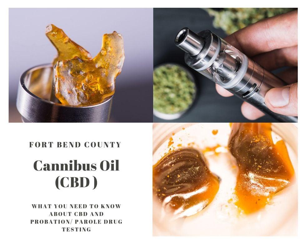 CBD, drug test, oil, THC, fort bend county, criminal law, criminal defense