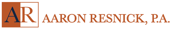 Law Offices of Aaron Resnick, P.A.